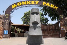 Entrance Monkey Park