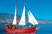 The Peter Pan Tenerife boat