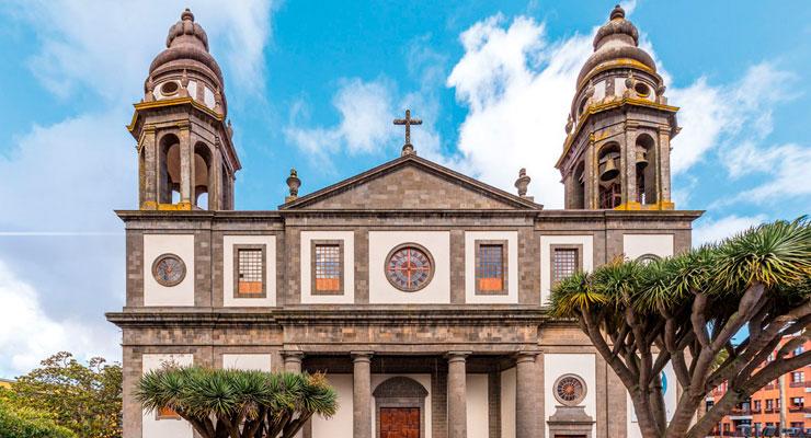 Kathedrale von San Cristóbal de La Laguna