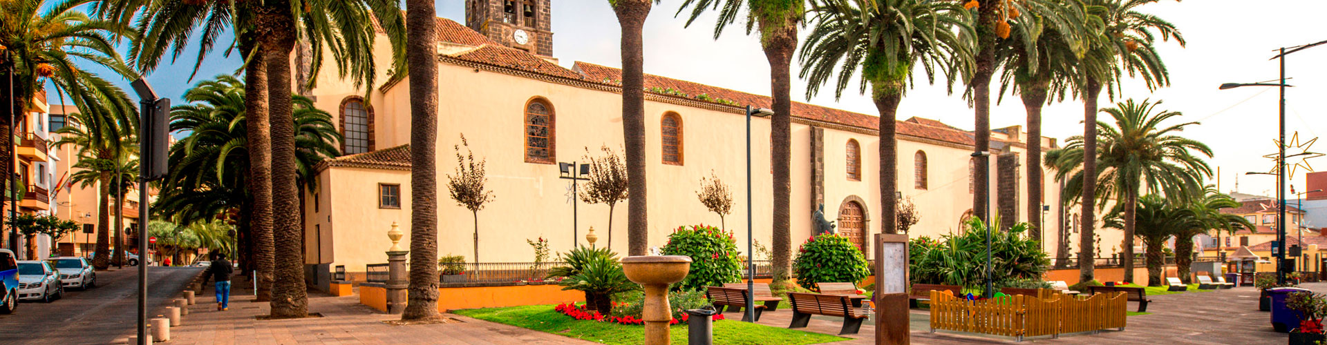 Visit La Laguna in the north of Tenerife