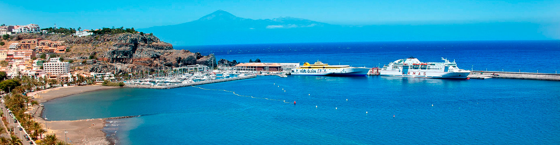 La Gomera, the magic island.