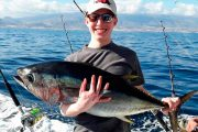 Happy fishing in Tenerife