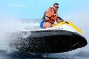 Jet Ski Powerful