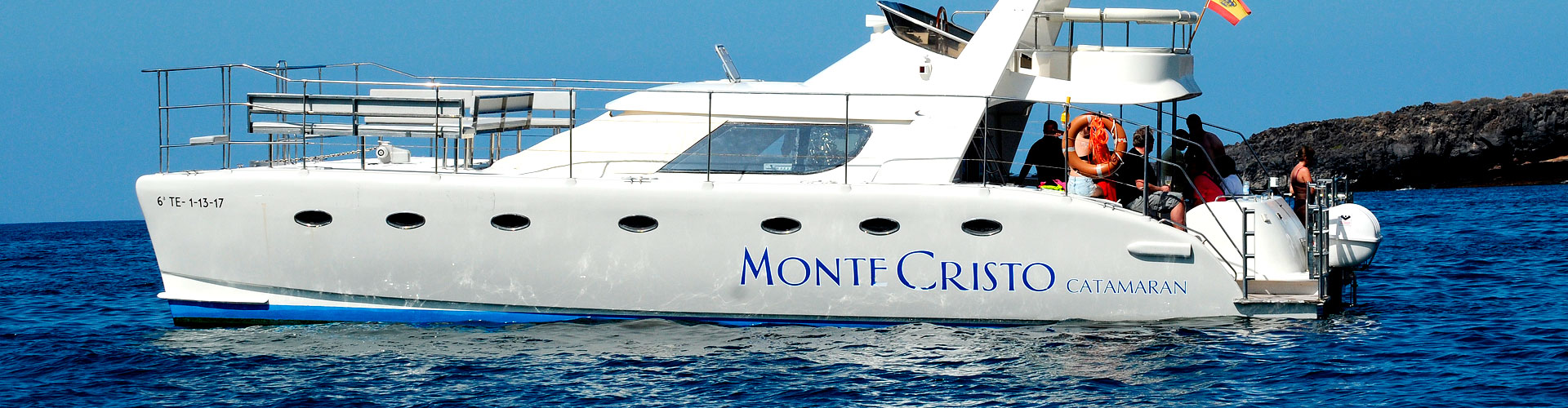 Monte Cristo – Luxury Catamaran