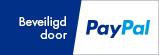 logo beveiligd door paypal