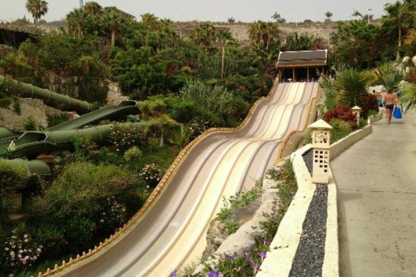 Les pistes du Naga Race